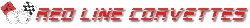 red line corvettes logo