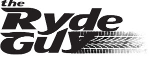 The Ryde Guy Logo